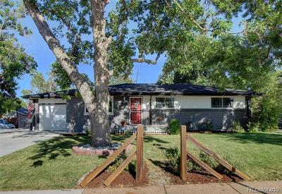 Centennial Single Family Home Active: 6684 South Clarkson Street
