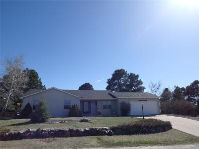 Parker Single Family Home Under Contract: 6201 Ponderosa Way