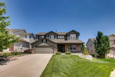 Castle Pines Single Family Home Under Contract: 8130 Briar Cliff Court