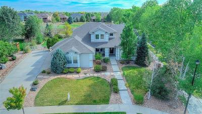 Broomfield Single Family Home Active: 3815 Broadmoor Loop