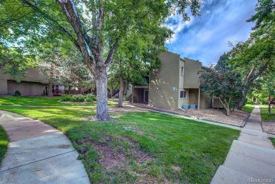 Denver Condo/Townhouse Active: 5300 East Cherry Creek South Drive #215
