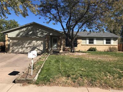 Aurora Single Family Home Active: 15005 East Eldorado Drive