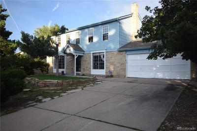 Aurora Single Family Home Active: 2336 South Dawson Way