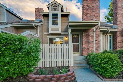 Aurora Condo/Townhouse Under Contract: 14011 East Quinn Circle