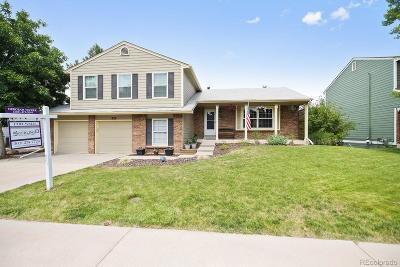 Littleton Single Family Home Under Contract: 529 East Kettle Avenue