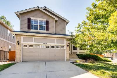 Highlands Ranch Single Family Home Active: 9694 Silverberry Circle