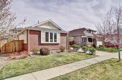 Aurora Single Family Home Active: 20391 East Duke Drive
