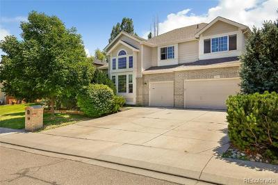 Longmont Single Family Home Active: 1307 Reserve Drive