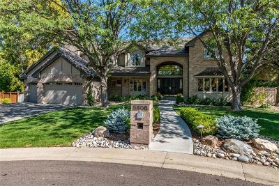Greenwood Village CO Single Family Home Active: $1,650,000