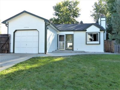 Westminster Single Family Home Active: 11514 Ingalls Street