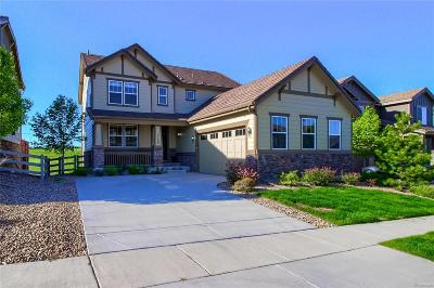 Broomfield County Single Family Home Active: 3186 Yale Drive
