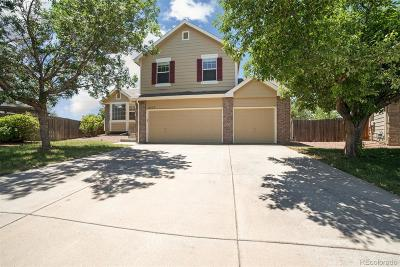 Aurora CO Single Family Home Active: $419,000