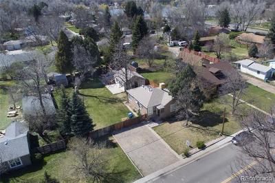 Fort Collins Single Family Home Active: 525 City Park Avenue