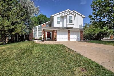 Piney Creek Single Family Home Active: 5753 South Olathe Street