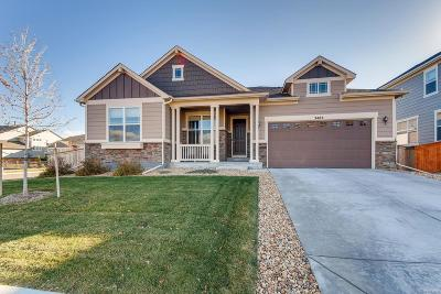 Thornton Single Family Home Active: 3482 East 143rd Drive