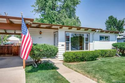 Arvada Single Family Home Active: 5851 Balsam Place