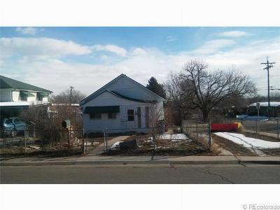 Denver Single Family Home Under Contract: 190 South Alcott Street