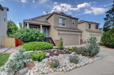 Highlands Ranch Single Family Home Active: 9815 Sydney Lane