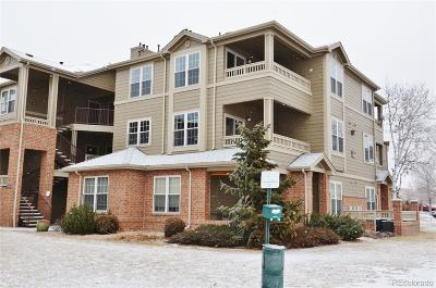 Parker Condo/Townhouse Sold: 12918 Ironstone Way #204
