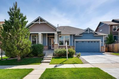 Aurora Single Family Home Active: 6472 South Irvington Way