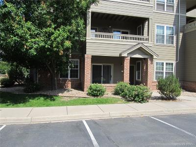 Parker Condo/Townhouse Under Contract: 12937 Ironstone Way #103