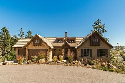 Castle Rock Single Family Home Active: 653 Ruby Trust Drive