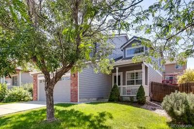 Aurora Single Family Home Active: 4803 South Liverpool Circle