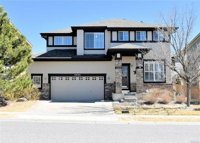 Highlands Ranch Single Family Home Under Contract: 10528 Wagon Box Circle