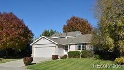 Longmont Single Family Home Active: 1372 Monarch Drive