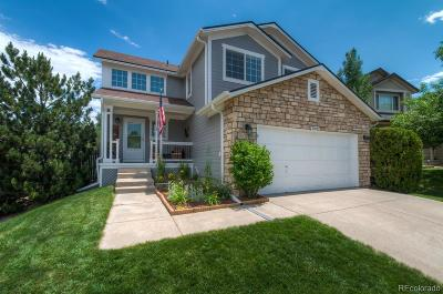 Parker Single Family Home Under Contract: 11032 Tim Tam Way