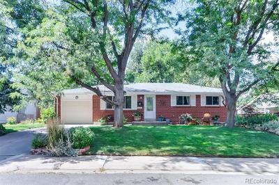 Boulder Single Family Home Active: 545 South 43rd Street