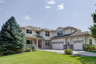 Aurora Single Family Home Active: 22154 East Rowland Place