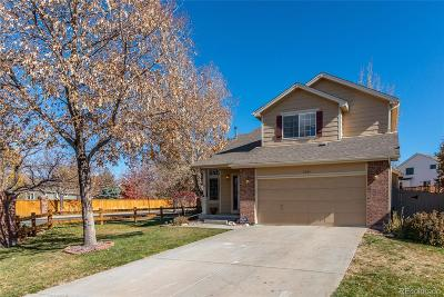 Thornton Single Family Home Under Contract: 2603 East 132nd Avenue