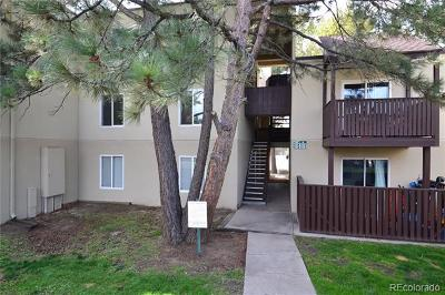 Denver Condo/Townhouse Active: 9700 East Iliff Avenue #K137