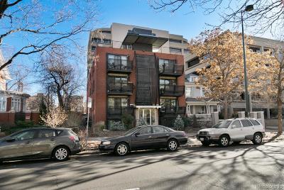 Condo/Townhouse Under Contract: 1336 North Logan Street #403