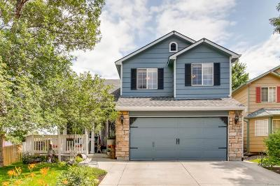Broomfield Single Family Home Under Contract: 12598 Eliot Street