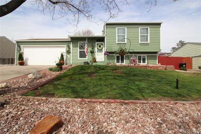 Aurora, Denver Single Family Home Active: 1967 Cathay Court