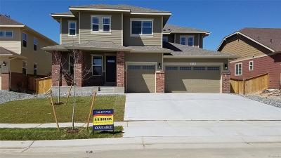 Broomfield Single Family Home Active: 17131 Lipan Drive