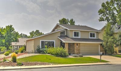Broomfield CO Single Family Home Sold: $485,000