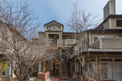 Greenwood Village Condo/Townhouse Under Contract: 6001 South Yosemite Street #A207