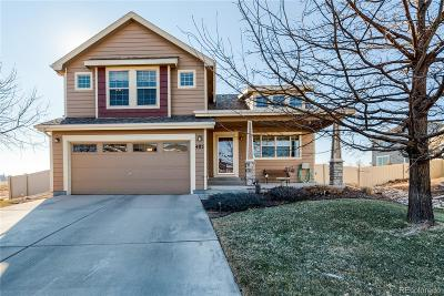Ault Single Family Home Active: 485 Cimarron Drive