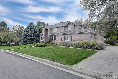 Littleton Single Family Home Active: 41 Mule Deer Trail