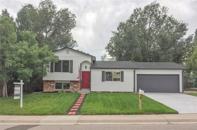 Littleton CO Single Family Home Active: $379,900