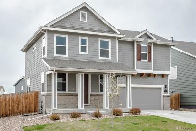 Dacono Single Family Home Under Contract: 625 Dukes Way