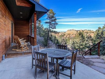 Larkspur CO Single Family Home Under Contract: $549,950