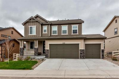 Castle Rock Single Family Home Active: 3298 Scaup Trail