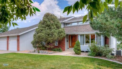 Longmont Single Family Home Under Contract: 6586 Fairways Drive