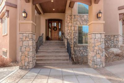Castle Pines CO Single Family Home Under Contract: $999,995