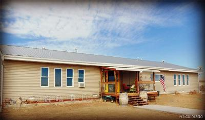 Keenesburg Single Family Home Active: 5455 County Road 59