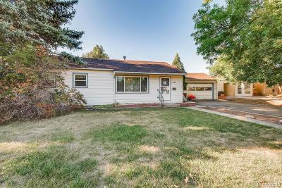 Wheat Ridge Single Family Home Active: 7450 West 35th Avenue